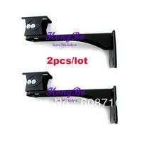 wholesale 2 pcs/lot Wall Mount or Bracket For CCTV DVR Camera CCTV camera bracket
