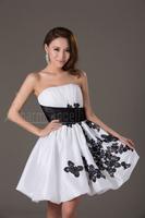 Mini Appliques Prom Gown Formal Quinceanera Dresses