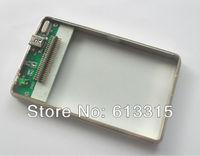 "1PC NEW USB Enclosure Case for 1.8""CF/ZIF MK2006GAL MK4006GAH MK6006GAH MK1003GAL MK1504GAL Hard Drive"