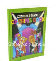Comedy Magic  Color Book  mini style/Magic Tricks/Magic Book/Magic Toys