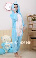 1 pcs New Adult Unisex Animal Lovely Elephant Pajamas Sleepsuit Onesie Sleepwear Pyjamas