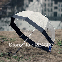 2 princess umbrella arch umbrella mushroom umbrella backtack type apollo transparent umbrella