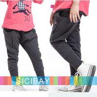 Fashion Girls Casual Pants Little Girl Harem Pants,Kids Spring Trousers,Free Shipping K0864