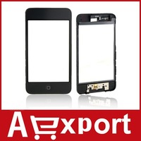 Replacement Digitizer Screen for iPod Touch 3rd Gen (Black) free shipping