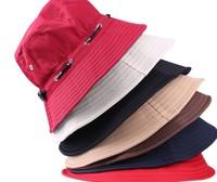100 PCS Dome basin-type,Fisherman hat,Men&women travel hat ,foldable,retractable, adjustable head circumference,Breathable