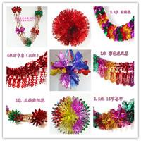 Marriage wedding supplies multicolour word decoration garland new house decoration lantern flower basket