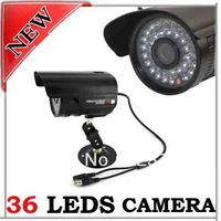 "surveillance camera 1/3""Sony Effio-e 700TVL 36Led Indoor/Outdoor security IR CCTV Camera with bracke"