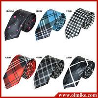 Men's fashion classics plaid tie !Top Quality ! Men's Fashion leisure or business Grids Ties C404