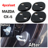 Free shipping! for 2012~2013 MAZDA cx-5  CX 5 CX5 door lock door lock buckle decoration cover