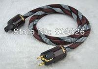 Audiocrast high quality EU Power cable with P-079E+C-079 power plug
