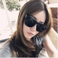 Hot-selling sunglasses fashion sunglasses vintage tidal current male Women anti-uv glasses