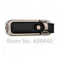 Free shipping steel edge holster USB disk, Flash memory stick ,USB flash drive Gift USB flash Disk