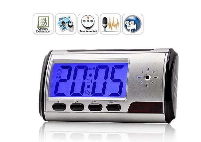 Alarm clock shape camera DVR USB Motion Alarm.digital camera.Camera.mini dvr watch mini dv dvr Free Shipping(China (Mainland))