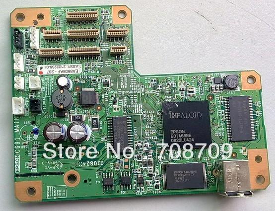 Original Stylus Photo Printers parts R290 formatter logic board ,R270 main board(China (Mainland))