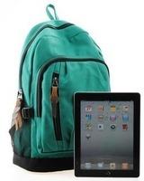preppy style travel bag laptop bag canvas bag