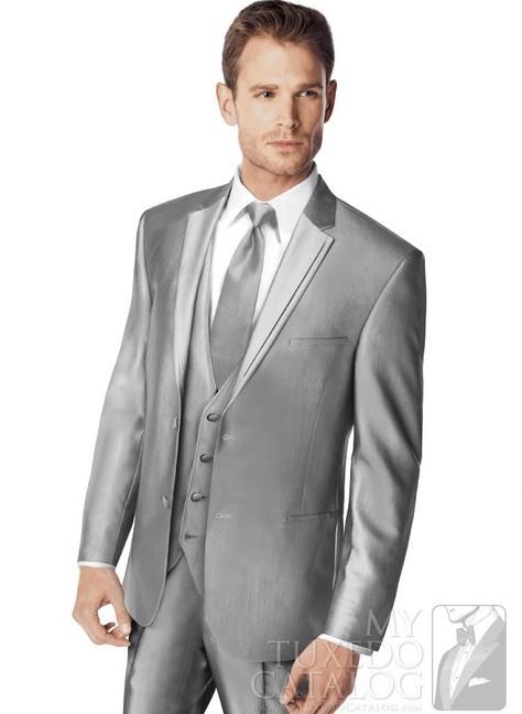 Mens Silver Suits For Weddings Mens Wedding Suits 2013 Men