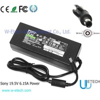 19.5V 6.15A Laptop Power Supply for Sony