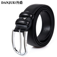 Free shipping Quality strap fashion formal strap Men designer belt genuine leather brand belts for men buckle strap 7