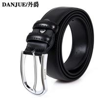 Free shipping Quality strap fashion formal strap Men designer belt genuine leather brand belts for men buckle strap 7
