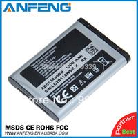 Fast Free Shipment AB553446BU battery For samsung B2100 C3300 C5212 E1110 E1130 M110 320 P900