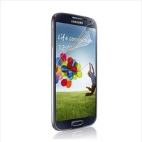 50pcs/lot free shipping with retail package for high clear screen protector for Samsung I9500 for Samsung S4