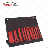 WINMAX 11PC HANDLE BAR PLASTIC TRIM REMOVAL SET TOMMY BAR FOR PROFESSIONAL USE WT04185