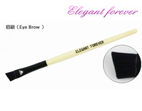2013 Hot professional make-up tools bevel cosmetic brush cosmetic brush eyebrow brush