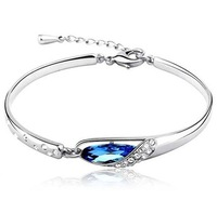 Min. Order is $10 ( Can Mix order ) ! Elegant bracelet austria crystal Women bracelet sz031