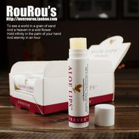 Free shipping Excellent ! eternal aloe vera aloe lips lip balm 0.15oz downplay moisturizing
