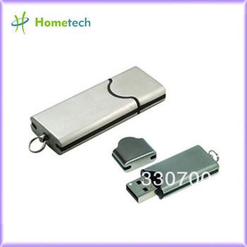Fully capacity  A  garde 1GB/2GB/4GB/8GB/16GB/32GB metal USB memory , pendrive, usb flash drive HT-601