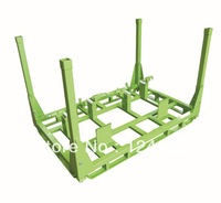 Rack for auto engine transport---C0006