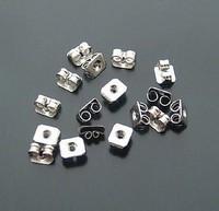 metal earring studs, nickel, iron material, 3000pcs/bag,MOA USD50 each order