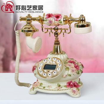2014 Phones Sale Dect Kill Direct Selling Telephones for The Home Telephone Specials Antique Landline Fashion Phone Gift Crafts