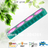 e-grow Quad-band 140W  Led Lamp Plant Grow Light Panel Led Glow Lighting