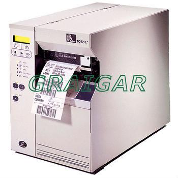 ZEBRA 105SL Reinforced all Metals Construction Industrial Label Printer