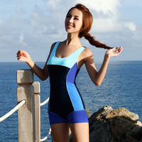 2013 one piece swimwear professional sports type women's swimwear