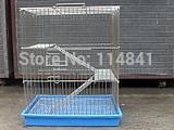 Metal chrome, chinchillas, rabbits, pet cages, birdcage