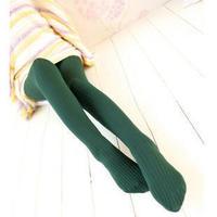 nz071 wholesale 6pcs 4color Beautiful leg to show thin velvet small twist thread vertical stripes even silk socks