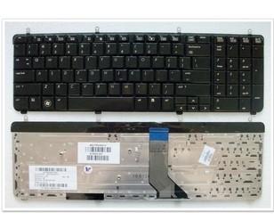US Laptop Keyboard for HP Pavilion DV7 DV7T DV7-2000 DV7-2100