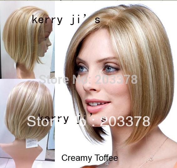 essayage de coupe de cheveux