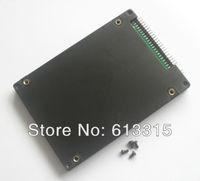 "1PC CF 50 pin to 2.5"" IDE 44 pin PATA SSD HDD Hard Drive Adapter + case"