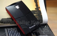 HOT 50PCS Yoobao Thunder Power Bank Backup YB-651 13000Mah External Battery Pack for iPhone 4S 5 iPod iPad HTC S4 S3 N7100