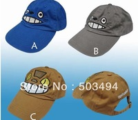 Totoro Kids Hat Caps Cartoon Sun Hat Children Hat Anime Baseball