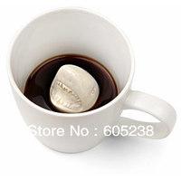 Shark Attack Mug with Ceramic Mug  Novelty Cup Coffee Mug