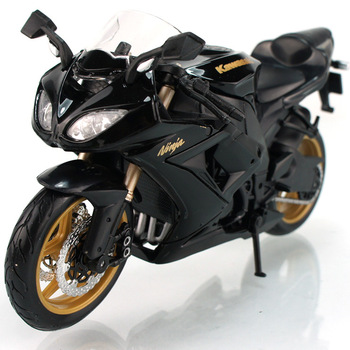 2013 HOT ! Maisto 1:12 kawasaki  ZX-10R sport  With suspension Alloy super motorcycle Model !  freeshipping !