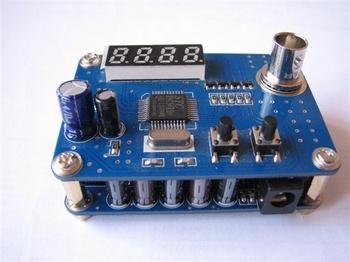 12V DIY Digital LED Radio Station 0.5W PLL Stereo FM Transmitter w/Microphone