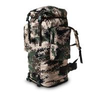 Mountaineering bag backpack Camouflage double-shoulder olive double-shoulder shiralee 07 shiralee outdoor 07 Camouflage backpack