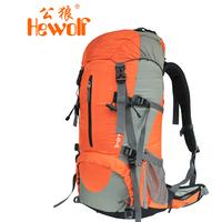 Hewolf mountaineering bag outdoor backpack travel backpack 50l ride travel bag 1650