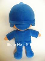 Retail High quality Large 30CM POCOYO BANDAI PLUSH SOFT FIGURE Toy--POCOYO Free Shipping 2pcs/lots
