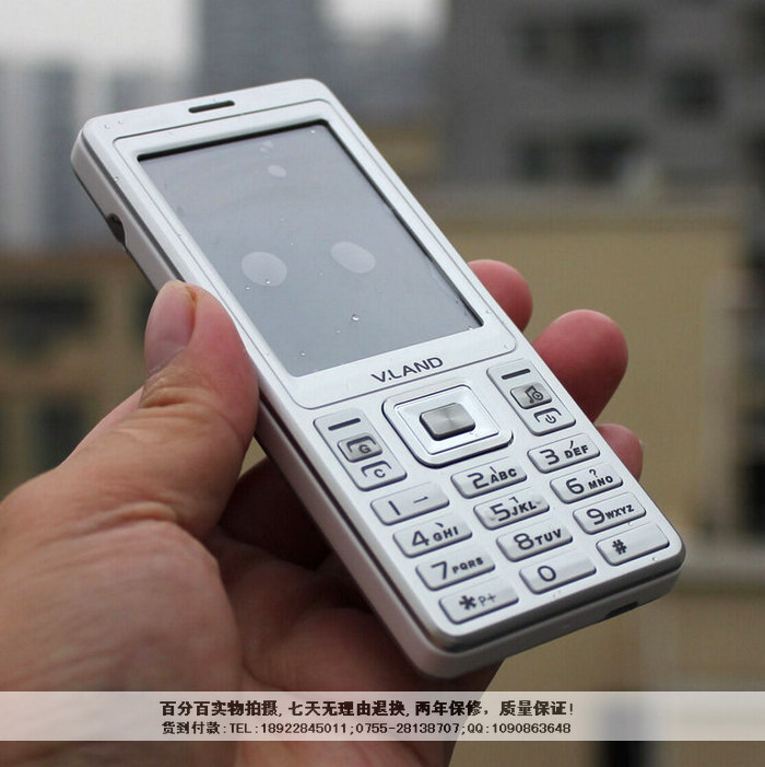 Male Women old man mobile phone dual-mode phone handwritten g g c black-and-white(China (Mainland))